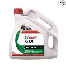 CASTROL CAR VAN ENGINE MOTOR OIL -Castrol GTX 5W30 A1 - 4 Litre