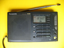 Panasonic RF-B45 Weltempfänger SSB (FM MW LW KW) incl.Schutztasche TOP-Zustand