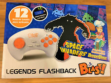 Legends Flashback Blast! Wireless Controller ~ PNP 12 Retro Games ~ BurgerTime