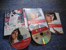 Mirror's Edge PC Edition mit Audio CD für Sammler neuwertig DEUTSCH SOUNDTRACK