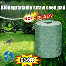 Biodegradable Grass Seed Mat Fertilizer Garden Picnic 20*300cm Sizes