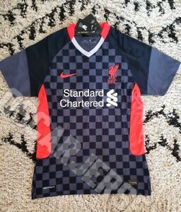 Maillot Jersey Liverpool FC Away 2021 Nike Vapor Football Player premier league