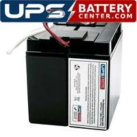 UPSBatteryCenter DLA2200 APC Dell Smart-UPS 2200 DLA2200 Compatible Battery Set Replacement