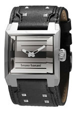 BRUNO BANANI MEN'S WATCH PAGONA BR25928 WITH BOX & ISSUES