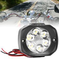 6 LED bicicletta elettrica moto bici evidenziare faro anteriore lampada luce