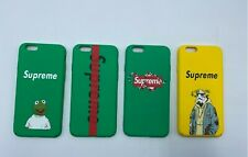 Supreme Iphone Phone Case Cover for 6,6s,7,8 - Star Wars , Kermit The Frog