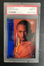 1996 Upper Deck SP #134 Kobe Bryant RC Rookie Mint PSA 9