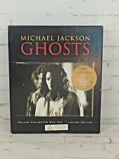 MICHAEL JACKSON-GHOSTS Deluxe Collector Box Set Limited Edition