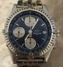 Vintage Breitling Automatic Chronomat Chronograph Men's Watch - A13047.