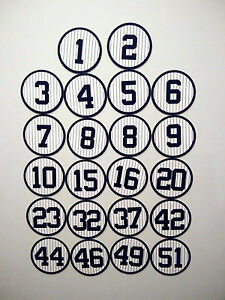 New York Yankees Magnets 4 inch - Jeter, Mickey Mantle, DiMaggio, Berra, Maris