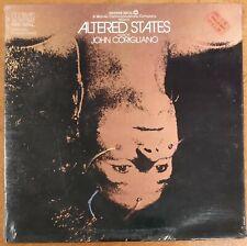 Altered States OST John Corigliano 1981 SEALED USA LP
