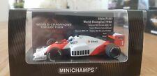 Minichamps - Alain Prost - McLaren - Mp4/2C - 1:43 - 1986 - World Champion