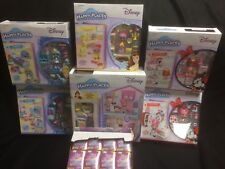 DISNEY SHOPKINS HAPPY PLACES TOWNHOUSE THEME PACKS CINDERELLA BELLE BLIND BAGS