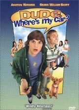 DUDE WHERE'S MY CAR ? - BON ETAT DVD REGION/ZONE 1 VIEWED ONCE