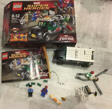 LEGO 76015 - Spider Man - Braquage par Octopus