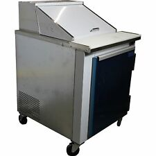 Coolman Commercial Refrigerated Sandwich Prep Table 27""