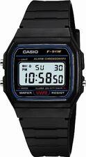 Casio Standard Digital F-91W-1JF / Water Resist / 100% Authentic!!