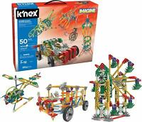 K'NEX Imagine Power and Play Motorised Building Set Construction Educational Toy