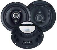 AUTOTEK 16.5cm 17cm NEUF 2 VOIES VOITURE AUDIO étagère de porte haut parleurs