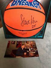Steve Kerr Signed Basketball, Signed as a Chicago Bull, circa 1996