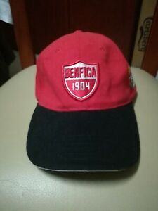GREAT OFICIAL RED / BLACK HAT SL BENFICA - SL BENFICA 1904