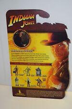 "Indy Last Crusade- Indiana Jones -2008 prototype proof card for 3 3/4"" figures"