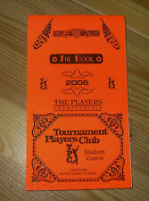 """TPC Sawgrass Yardage Book """"Official"""" PGA TOUR ISSUED """"The PLAYERS"""" Yardage Book"""