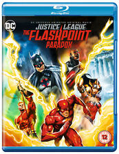 DCU: Justice League: Flashpoint Paradox [2017] [Region Free] (Blu-ray)