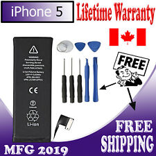 Orignal High Capacity Replacement Battery For  iPhone 5 Battery 1440mAh +Tools
