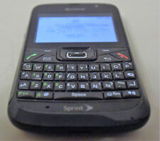 Kyocera Brio - Gray (Sprint) Cellular Phone - AS IS - Works! READ