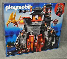 Playmobil 5479 Große Asia-Drachenburg – Drachenland – Dragons Neu