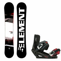 5th Element Grid Snowboard and Binding Package 2020
