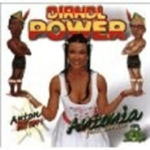 "ANTONIA FEAT. SANDRA ""DIRNDELPOWER"" CD NEW"