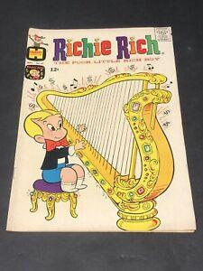 Richie Rich Harvey Comics 1965 Sept No. 25 F/F+