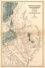 Utah Antique North America City Maps for sale | eBay on