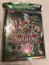 Konami Yu-Gi-Oh ZEXAL 4-Pocket Duelist Portfolio New Sealed