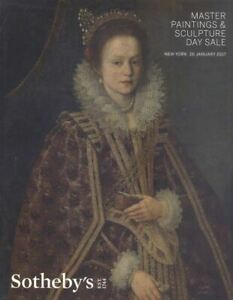 Sotheby's Catalogue Master Paintings & Sculpture; Day Sale 2017 HB