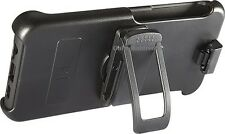 Platinum Holster Case with Kickstand for Samsung Galaxy S6 Edge Plus- PT-MSGEPHB