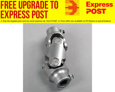 """Borgeson Borgeson Steel Double Needle Bearing Universal Joint 3/4""""-36 x 3/4""""DD -"""