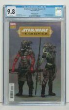CGC 9.8 Star Wars The High Republic 1:10 Ratio Variant 2021 Marvel Comics Disney