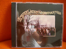 CD – THE MUDDY WATERS WOODSTOCK ALBUM – 1975 BLUES ROCK – CHESS