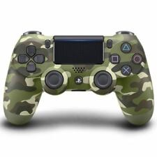 Original Sony PS4 Dualshock 4 V2 Controller Green Camouflage - NEW & SEALED