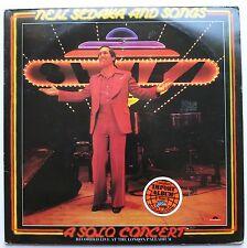 Neil Sedaka Import UK Only 2LP Solo Live 1977