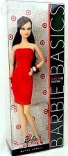 BARBIE BASICS RED COLLECTION MODEL 03 NRFB - BLACK LABEL doll muse Mattel