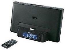 Sony ICF-CS15iPN iPhone Lightning Dock Clock Radio Speaker ICFCS15iPN