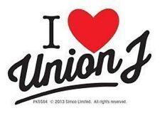 UNION J i love 2013 - ACRYLIC KEYCHAIN official merchandise X - FACTOR