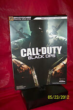 Call of Duty: Black Ops Bradygames signature Series Guide PS3, 360 and PC