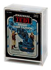 Acrylic Display Case Boxed Vintage Star Wars Mini-Rig - no flaps (GW Acrylic)