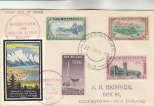 New Zealand Queenstown First Day Cover