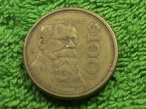 MEXICO 100 Pesos 1984